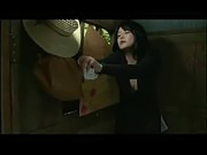 Asian Japanese mature Milf fuck with beggar in the forest toilet - ReMilf.com