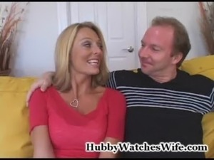 Hubby Watches Wife - Brenda James free