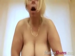 Fat mature wife rear fucked free