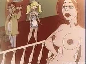 Horny Housewife Dirty Little Adult Cartoon