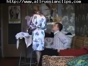 Russian Mom russian cumshots swallow