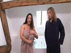 Cathy Barry Fucked by the Plumber! free