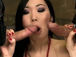 VIP service, staring Yiki. This Asian beauty has a job to do. she has to keep...