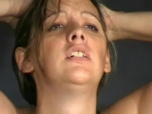 Military bdsm and humiliation of Emma Louise free