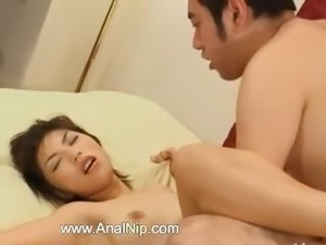 horny japanese anal hairy sex