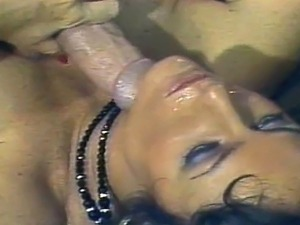 early 80s scene with cougar Honey Wilder