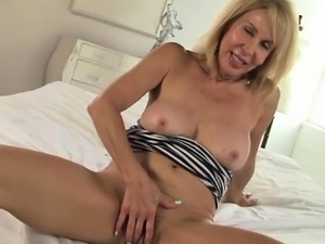 Erica Lauren Sexy Striped Dress Striptease