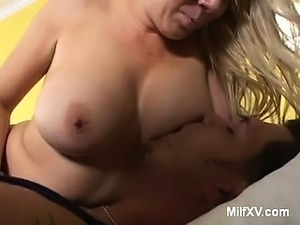 Kara Nox was so horny that she was already touching herself even before the...