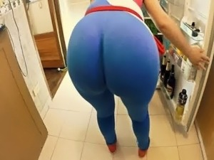 BEST-ASS-EVER Is Back Again! Nominated for Best 2015 Ass! Epic Girl! free
