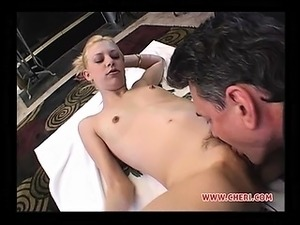 Horny Blonde Leah Luv Gets Fucked