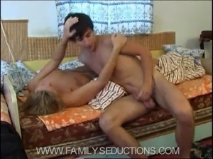 Family Seductions - Mother & Son free