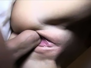 Sexy daughter brutal orgasm