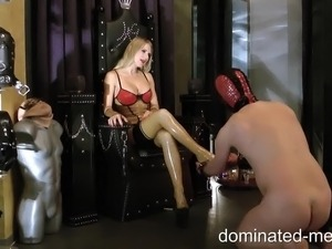 Dominated-Men.com - Extreme Punishment