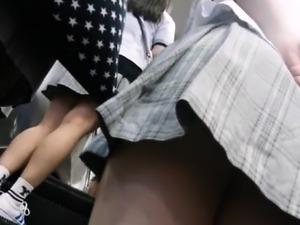 AsianSexPorno.com - Korea escalator upskirt