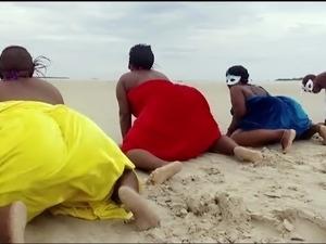 African women twerking , best in the world