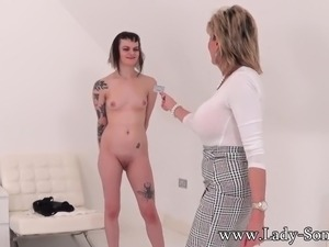 Lady Sonia's not niece returns fucks not uncle