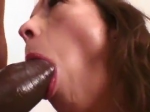 Large cocoa having sex hoo-hoo And asshole Of Adorable black haired inside...
