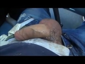 public blowjob at the bus