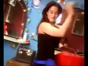Hot arab arabic dance belly dance home Egyptian