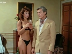 Cult actresses Carmen Russo, Andrea Belfiore and Mariangela Giordano nude...