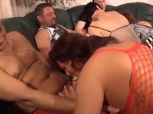Elder Orgy