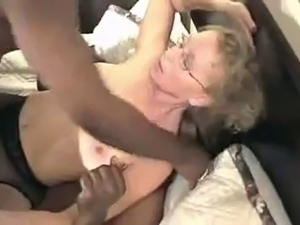 wife Cathy vs four black boys. Guess who wins!
