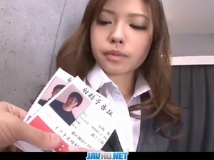 Subtitles - Japanese beauty Aiko Hirose in well office sex a