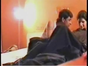 pakistani girl in hotel