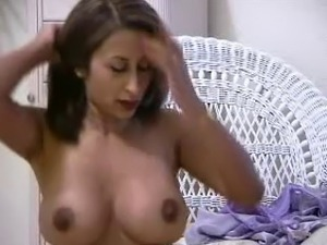 Sexy Indian MILF Striptease just for you