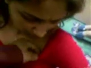 Sizzling hot real Desi young wife filmed on home video