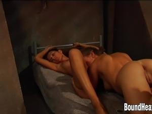 Two Lesbian Slaves Secretly In Love