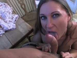Brooke Banner's amazing body ravished by a skillful guy