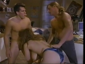 Christy Canyon is so hot MMF scene