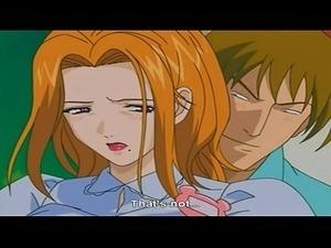 Big Boobs Anime Couple Anal Creampie