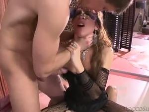 power girl bound gagged milked