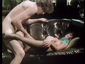 Classic Scenes - Desiree Cousteau and John Holmes