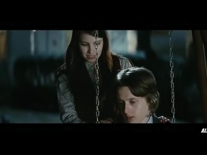 Emma Roberts and Jill Hennessy in Lymelife