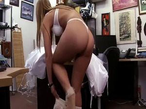 Blowjob after creampie xxx A bride's revenge!