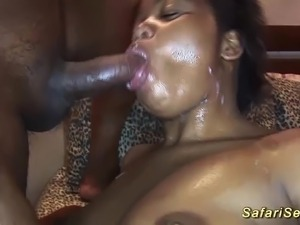Extreme hot african sex orgy with hot chocolade big natural breast babes