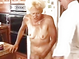 Granny Wants Anal Sex And DP