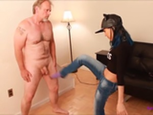 Amai Liu   Tease and destroys his manhood