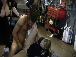 Milf tickle first time Chop Shop Owner Gets Shut Down