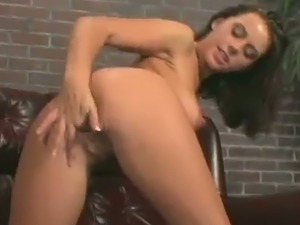 Penny Flame is excited about a handsome lover's cock