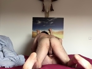 My First ANAL With ASIAN