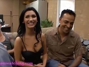 wife bangs dude to get revenge on husband