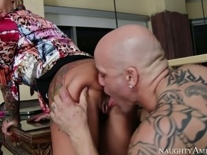 Pamela Balian Derrick Pierce in My Friends Hot Mom. Part 2