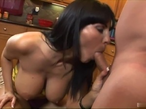 Veronica Rayne craves to feel a massive dick up her butt hole