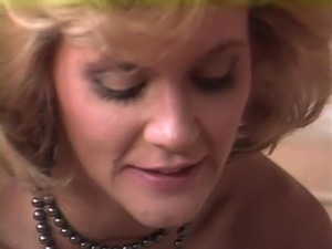 Ginger Lynn is a retro sex goddess who liked long lesbian adventures