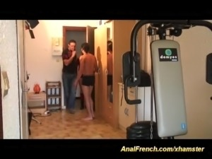 french teens first anal double penetration