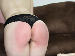 Take Thy Punishment - (A Holiday Spanking)